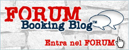 il FORUM di Booking Blog™