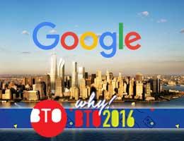 Bto 2016 Live – Sveglia con Google