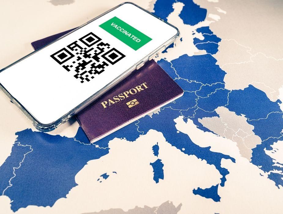 Green Pass debutta in Italia