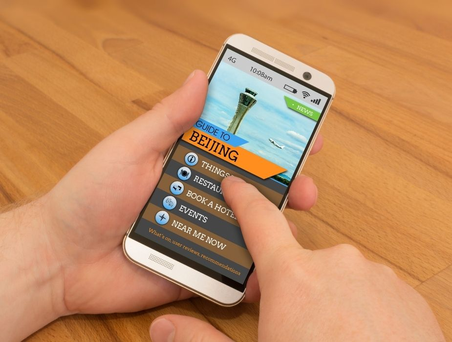 Digitalizzazione del mercato APAC con la diffusione di Travel App