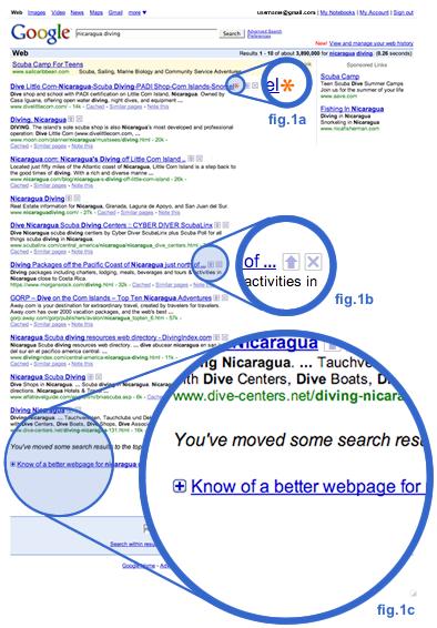 google labs voto risultati